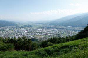 米玉堂は辰野町で58年間働き続けています。